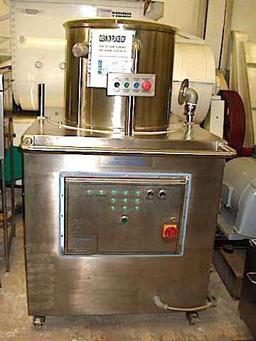 Cleaning pleace usado construido en acero inoxidable calidad