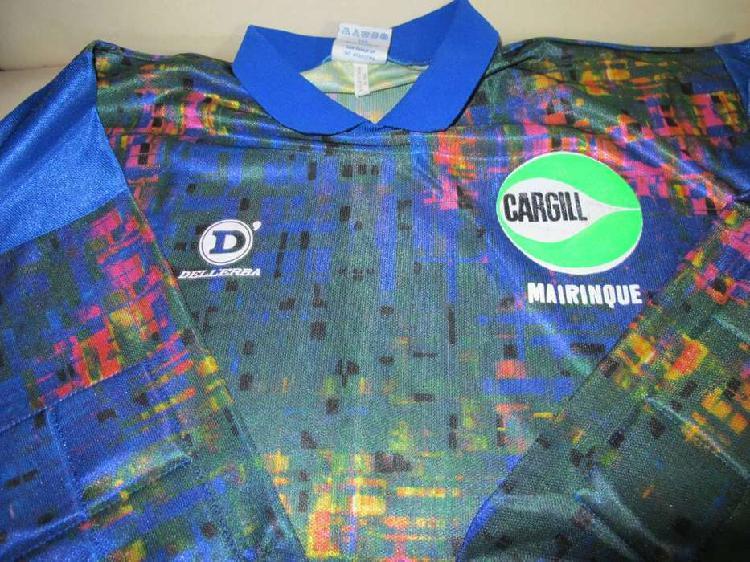 Camiseta club atlético sorocabana de mairinque - dell'erba