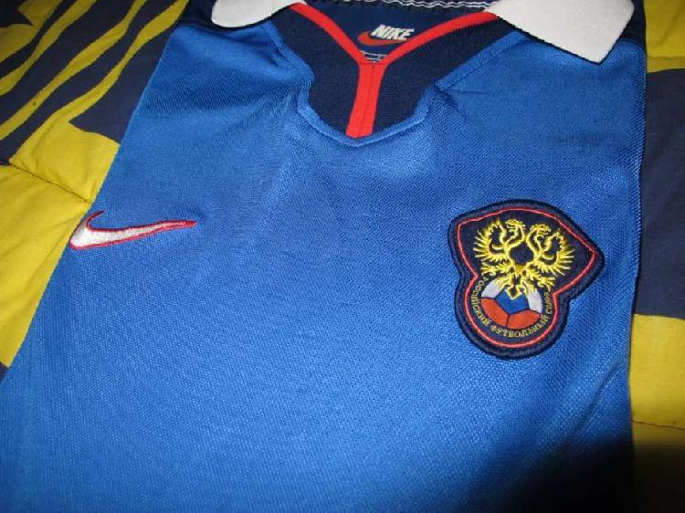 Camiseta rusia alternativa 1997 nike