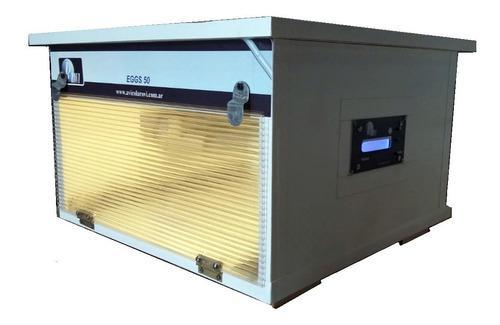 Incubadora rovi automática lcd50 c higrómetro - moderna