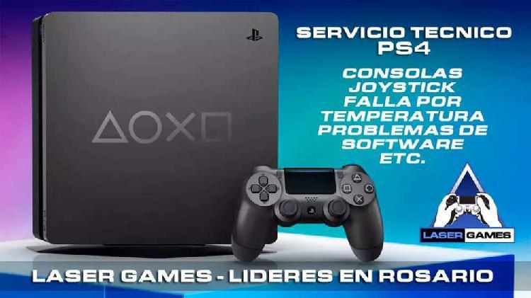 Servicio tecnico laser games !!