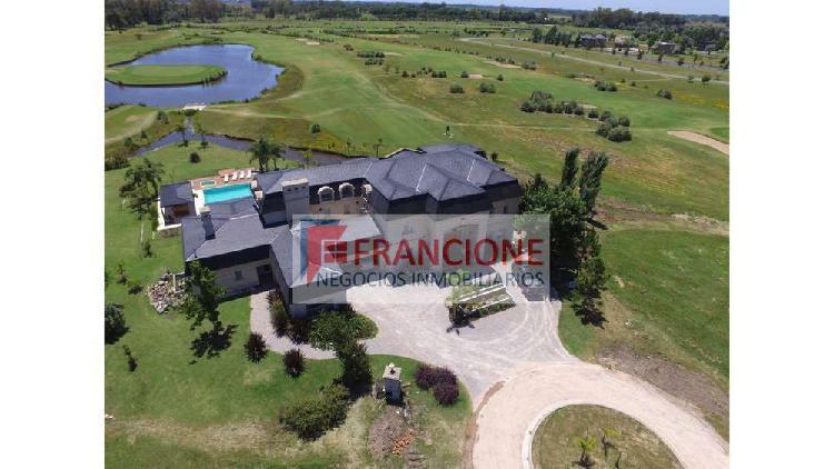 San eliseo golf y country club lote / n° 0 - u$d 2.700.000