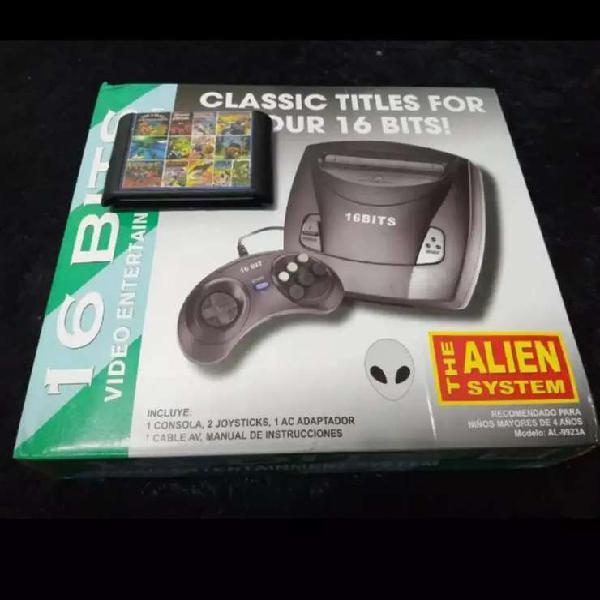 Sega mas caset de 99 juegos