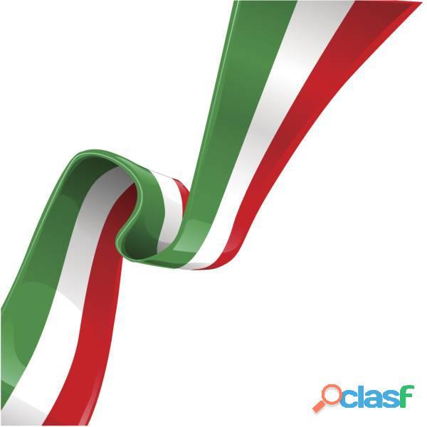 Clases de italiano por mail básico a1 curso completo