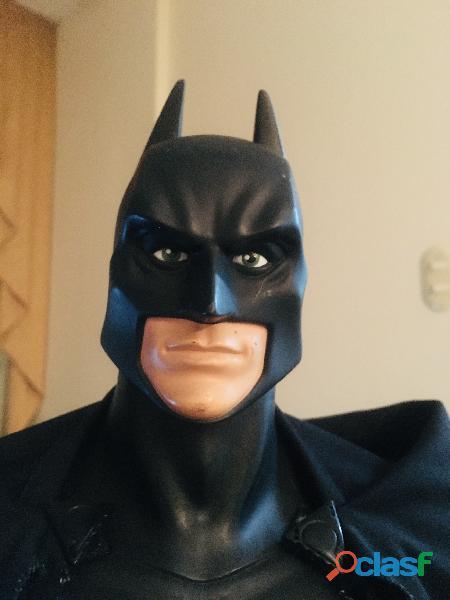 Batman 80cm con capa de tela original DC comic 1