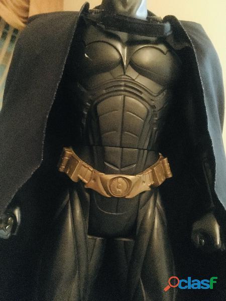 Batman 80cm con capa de tela original DC comic 2