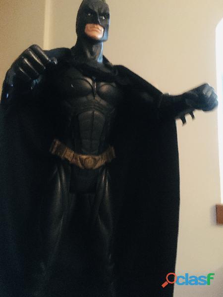 Batman 80cm con capa de tela original DC comic 4