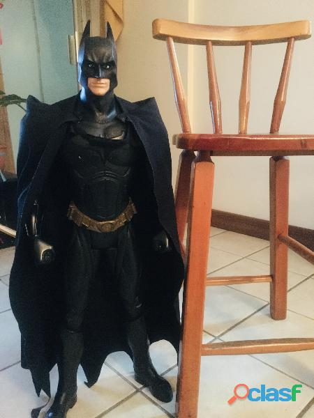 Batman 80cm con capa de tela original DC comic 5