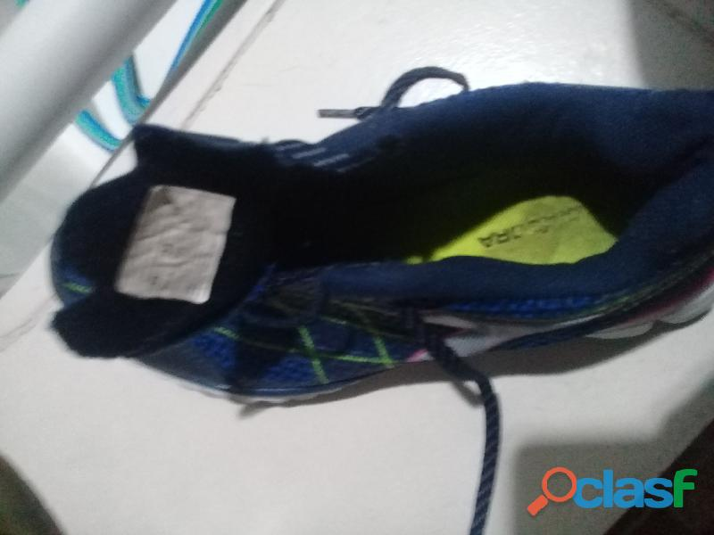 zapatillas Diadora talle 35