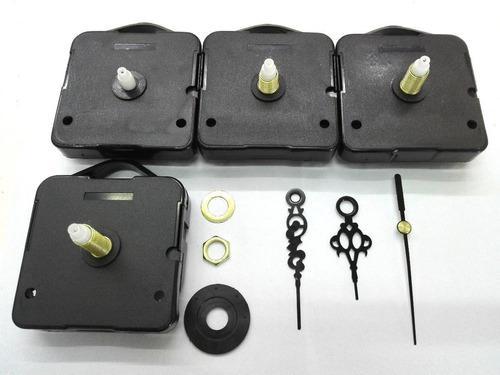 10 máquinas 16mm para armar hacer relojes artesanías