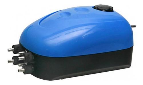 Aireador atman hp6000 6 salidas regulable acuario pecera
