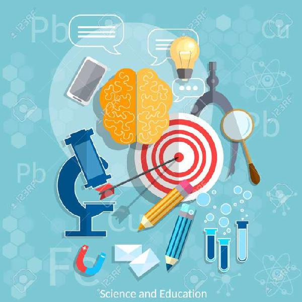 Clases virtuales o presenciales de fisica/quimica/matematica