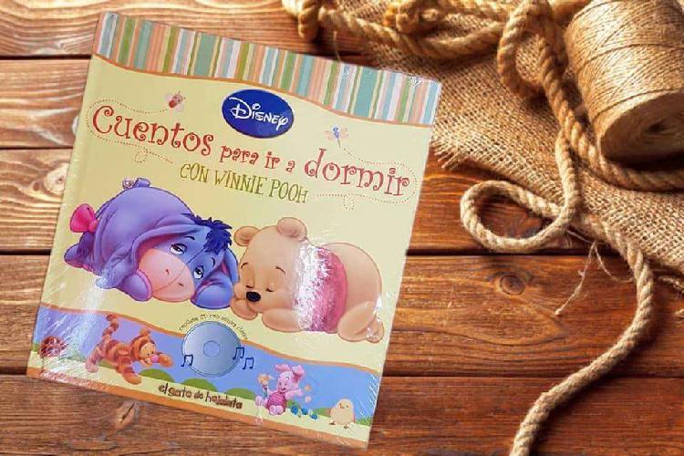 Cuentos para ir a dormir de winnie pooh (nuevos a estrenar)