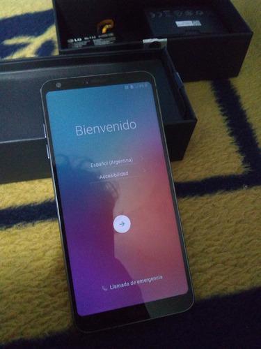Celular LG G6 + Bateria Se Daño El Touch Respuesto