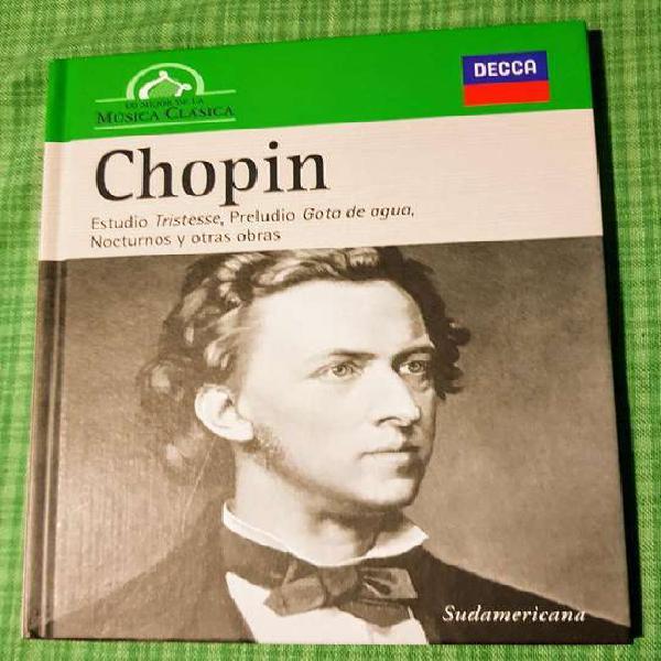 Chopin cd libro