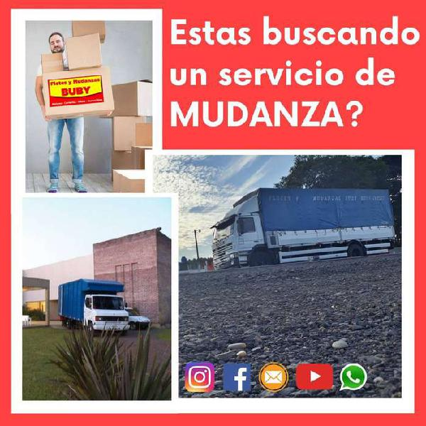 Fletes y Mudanzas BUBY - Posadas, Misiones