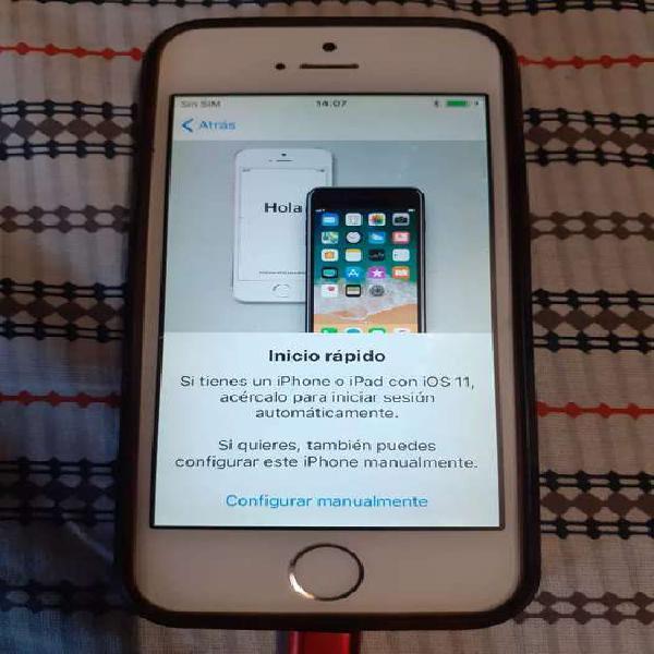 Iphone 5s 32gb libre