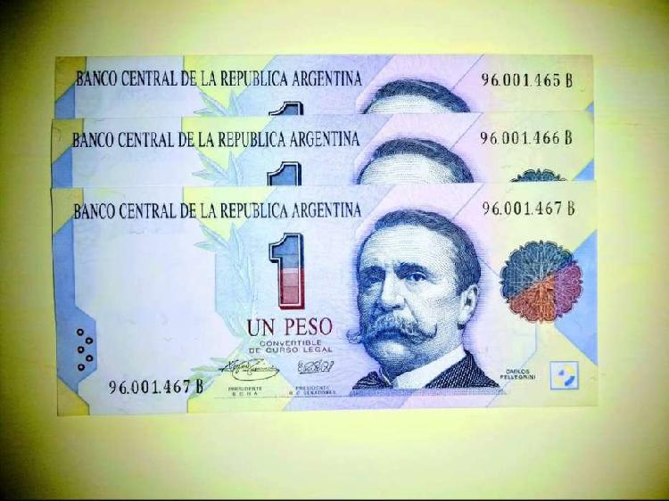 """Lote de billetes argentinos una colección """" única """""""