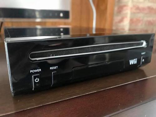 Consola nintendo wii + juegos + accesorios