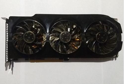 Placa Gigabyte Radeon Hd 7970 Directx 11 Gv-r797oc-3gd 3gb
