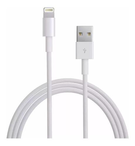 Cable lightning 2mts original apple ® iphone7 8 plus x 11