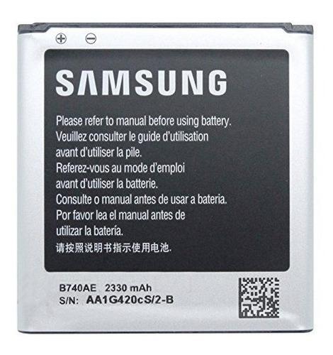 Bateria samsung b740a galaxy s4 zoom nx300 sm-c105a sm-c101