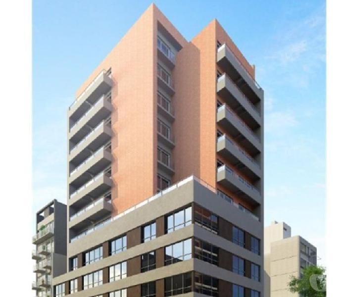 Departamento 41 m2 con balcón frente av cabildo 4085,