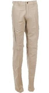 Pantalon lacar desmontable secado rapido trekking pesca