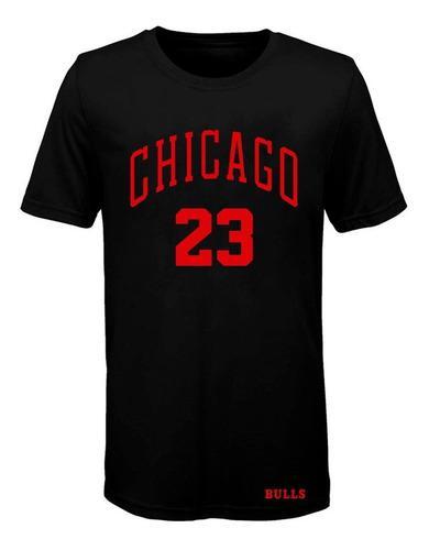 Remera basket nba chicago bulls (006) #23 michael jordan