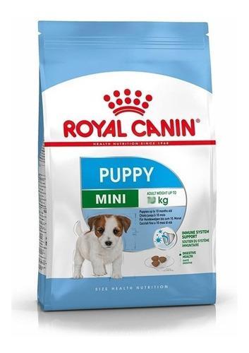 Royal canin mini junior 7.5 kg chachorros el molino