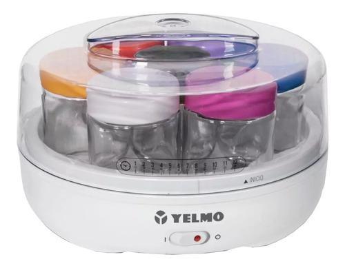 Yogurtera fabrica de yogurt yelmo yg-1700 7 + recetario