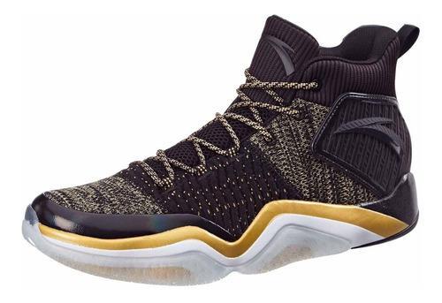 Zapatillas bota basket anta a-shock 20 original nuevas