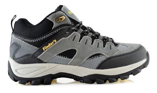Zapatillas bota trekking hombres 1378-60 finders- luminares