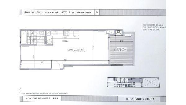 Bauness 1200 - departamento en venta en villa urquiza,