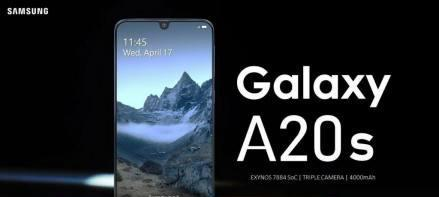 Celular samsung galaxy a20s libre original 32gb 3gb ram