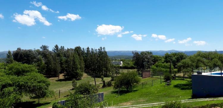 Lote villa allende golf - vista espectacular!!!