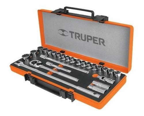Set 19 tubos y accesorios truper 13936