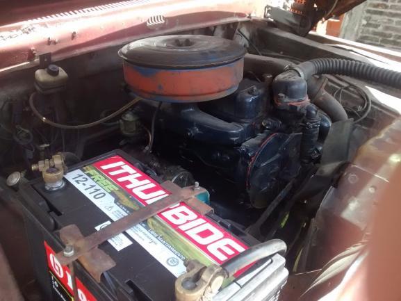 Vendo ford f100 m67´. motor hecho a nuevo