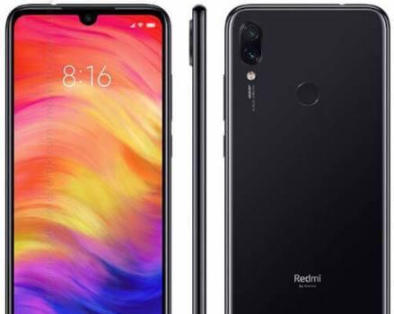 Xiaomi redmi note 7 128gb (negro) nuevo libre garantía