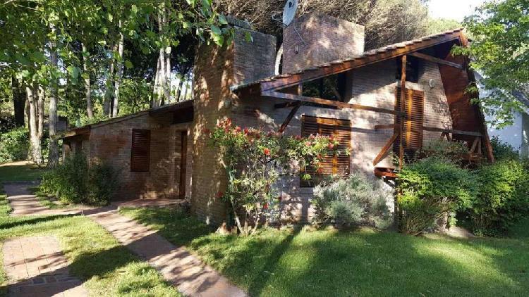 Alquiler temporario casa 4 ambientes pinamar norte