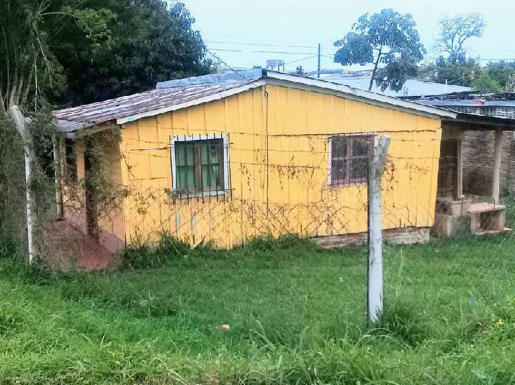 Alquilo casa madera