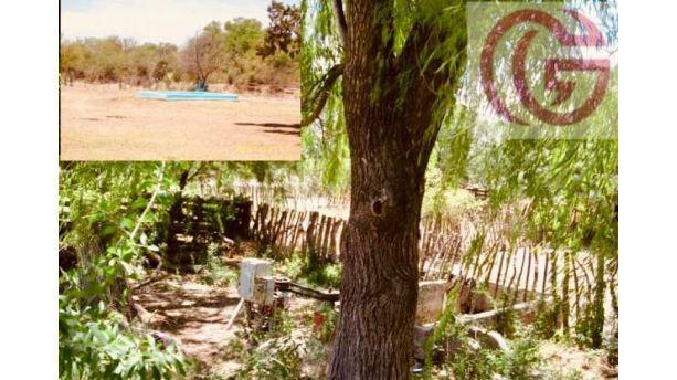 Campo en valle fertil san juan 500 has. hospedaje
