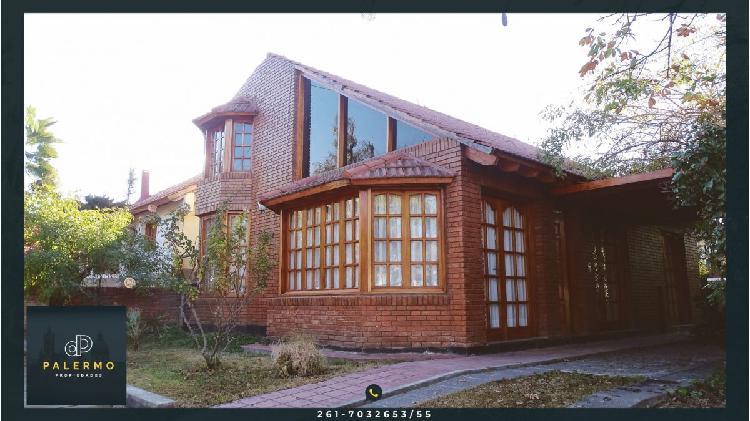 Casa en venta - barrio dalvian – ingreso 2 - totalmente