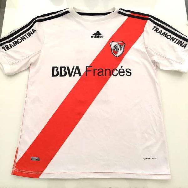 Camiseta river plate futbol adidas licencia original talle