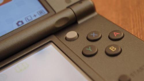 Consola portátil nintendo 3ds xl nueva garantía local