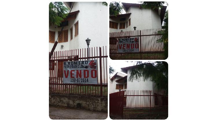 G romero propiedades vende casa quinta grande $160000 usd