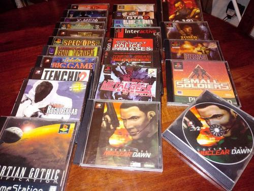 Juegos de play i. usados