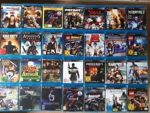 Lote juegos ps3 sinaloamdq