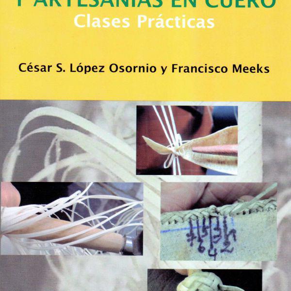 Manual de trenzado y artesanias en cuero