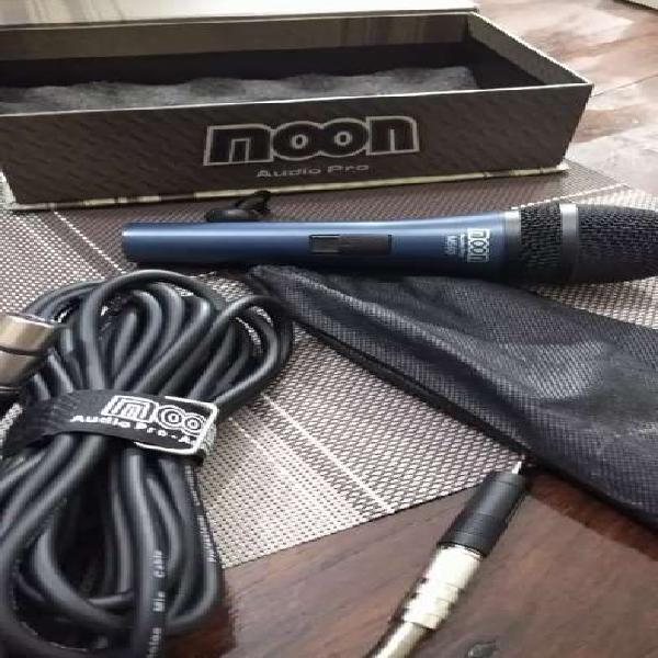Micrófono profesional nuevo moon